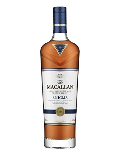 Macallan Enigma - Whisky, estuche incluida, 700 ml