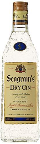 Seagram'S Dry Ginebra Premium, 700ml