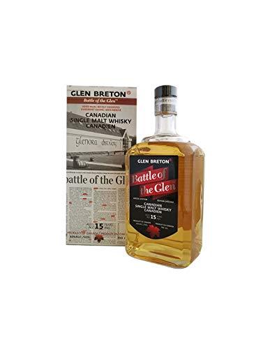 Glen Breton, Battle Of The Glen, 15 Años - 700 ml