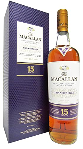 Macallan - Gran Reserva - 15 year old Whisky