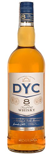 Dyc 8 Años Whisky Nacional, 40%, 1000ml
