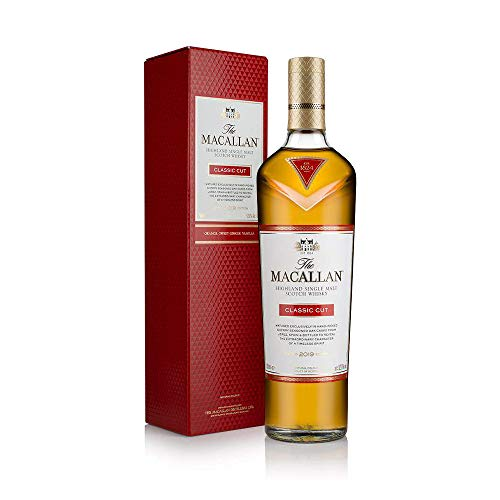 Macallan Classic Cut Single Malt Whisky Escocés, 51,2% - 700 ml