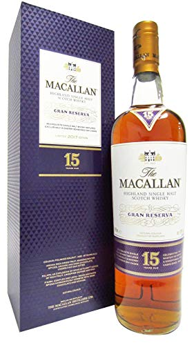 Macallan - Gran Reserva - 15 year old Whisky