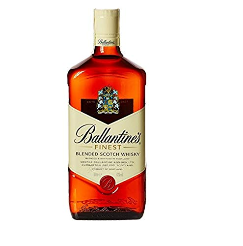 Ballantines Finest Blended Scotch Whisky - 1 l