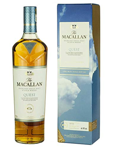 Macallan Quest Highland Single Malt Scotch Whisky, 700 ml