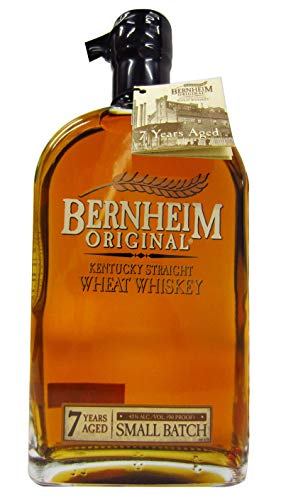 Bernheim Original - Wheat Small Batch - 7 year old Whisky