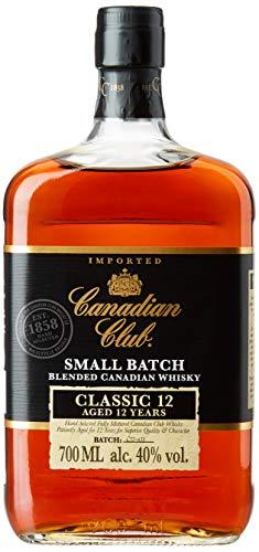 Canadian Club Classic, Whisky 12años, 700 ml