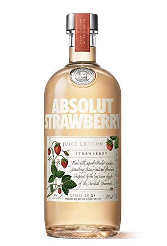 Absolut Vodka Strawberry Juice Edition - 500 ml