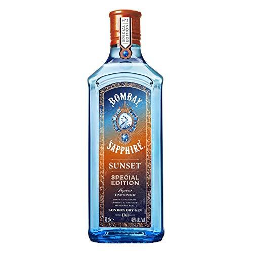 Bombay Sapphire London Dry Gin, Sunset Edición Especial, 70cl