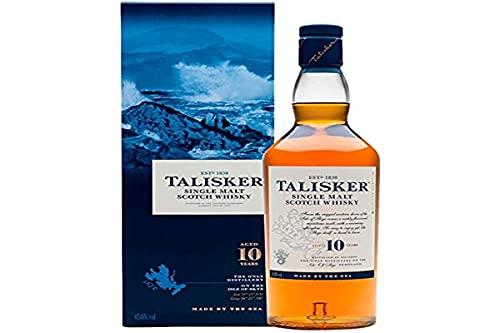 Talisker 10 Whisky Escocés, 700ml