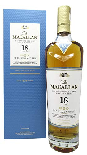 Macallan - Triple Cask Matured 2018 Edition - 18 year old Whisky