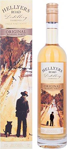 Hellyers Road Original Roaring Forty Tasmania Single Malt Whisky in Gift Box - 700 ml