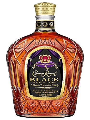 Crown Royal Crown Royal Black Blended Canadian Whisky 45% Vol. 1L In Giftbox - 1000 ml