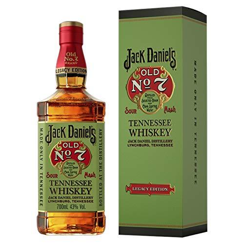 Jack Daniel's Legacy Edition Sour Mash 43% Vol, 700 ml