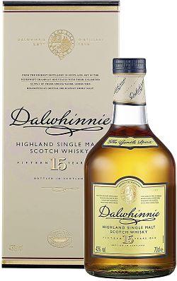 whisky dalwhinnie 15 años precio