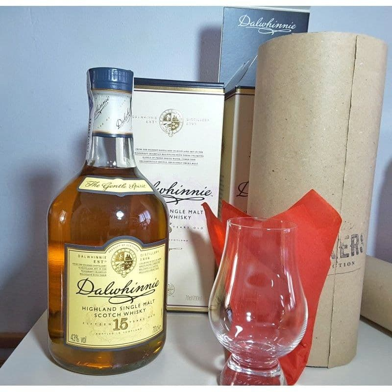 Mejores botellas de whisky Dalwhinnie