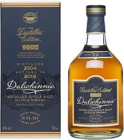 dalwhinnie whisky opiniones