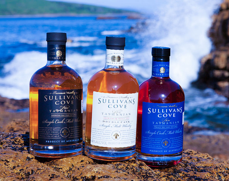 mejor whisky australiano y de tasmania
