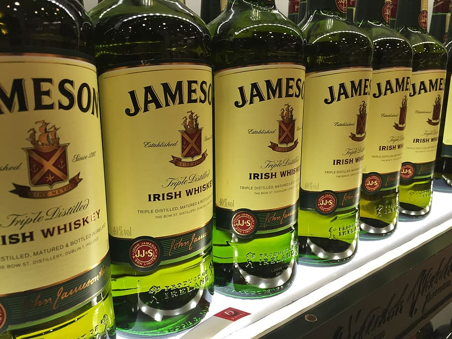 mejor whisky irlandes marcas