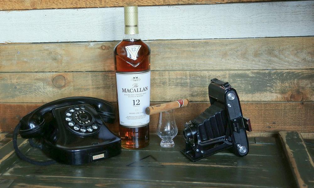 whisky macallan precio